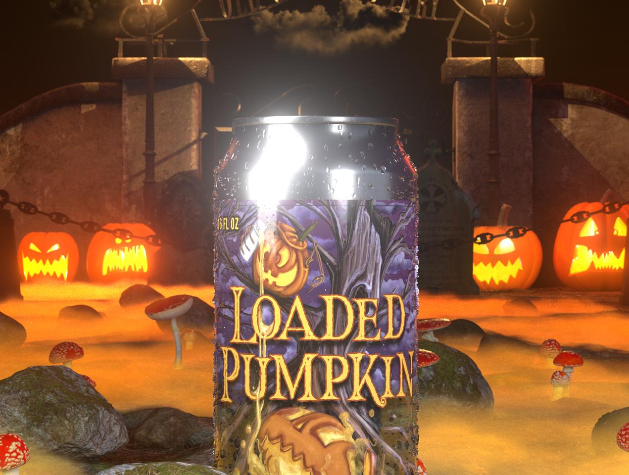 Nobo loaded pumpkin raw
